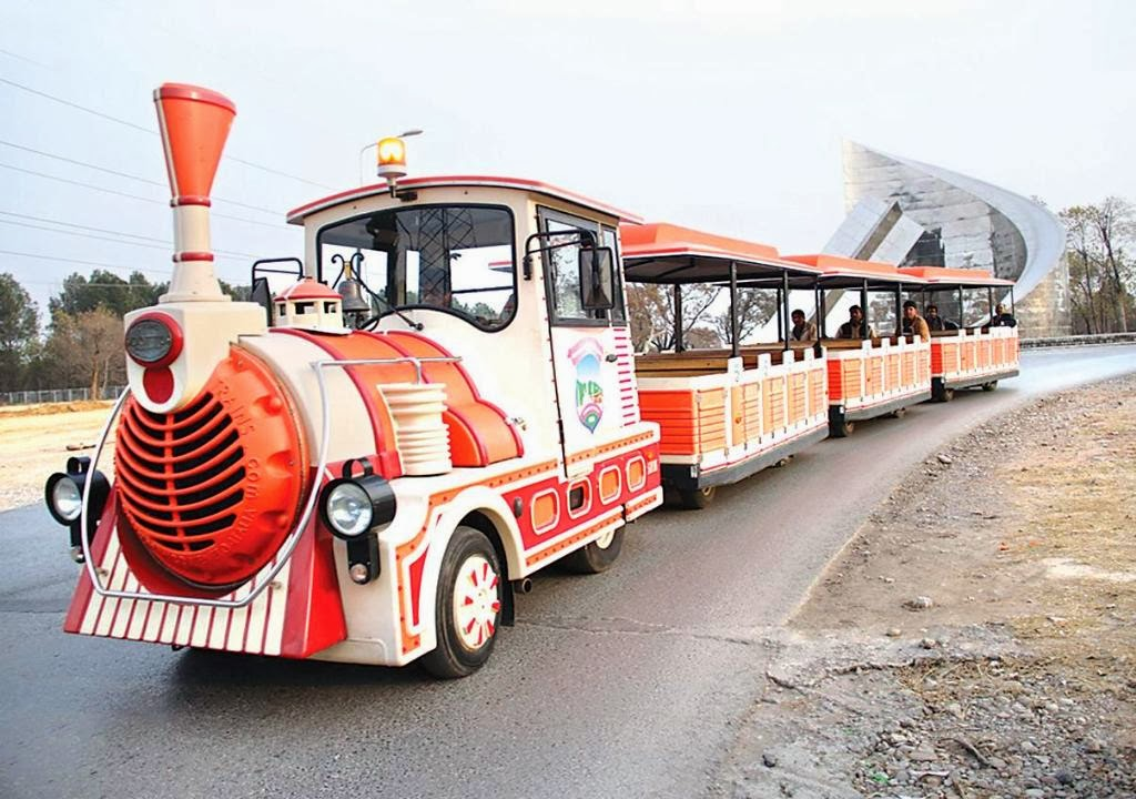 Dotto Train Pakistan