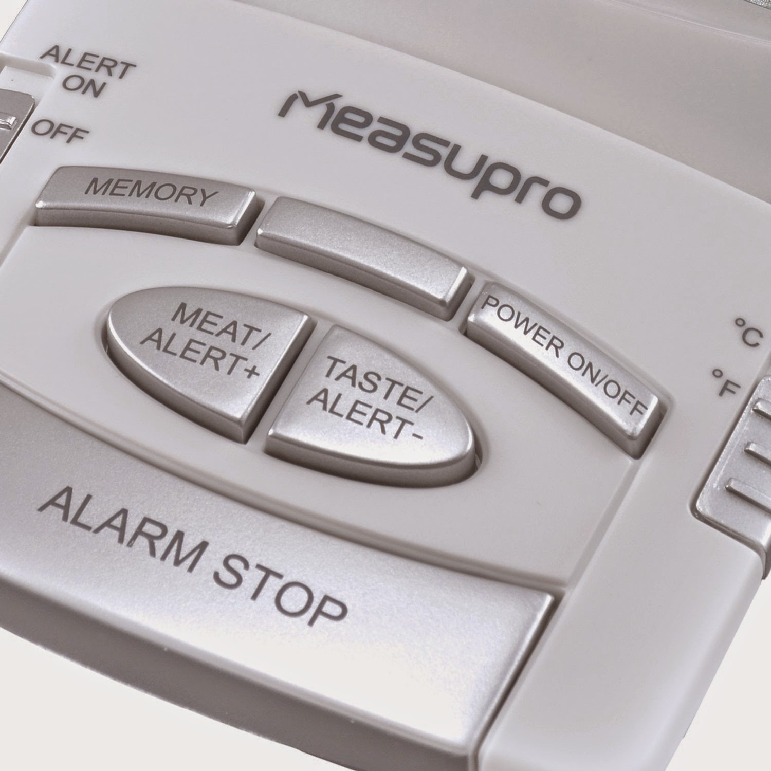 MeasuPro Programmable Cooking Thermometer