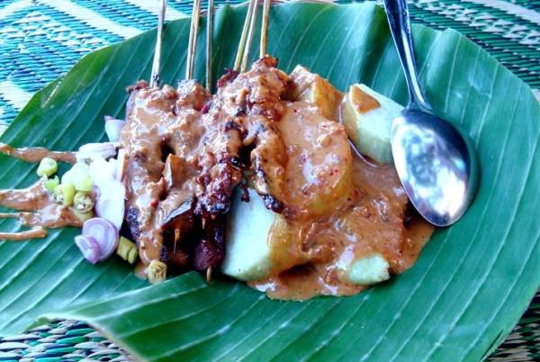 Sate Cungkring, Masakan Khas Kota Bogor