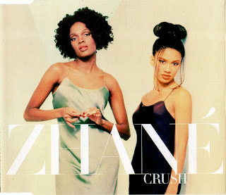 ZHANE - CRUSH (SINGLE CD) (1997)