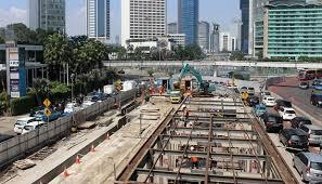 JICA KUCURKAN DANA 40 MILLIAR YEN PEMBANGUNA MRT BAWAH TANAH DI JAKARTA 2015