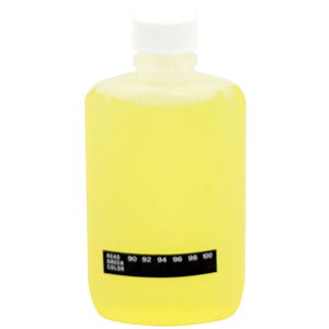 bottle of synthetic urine