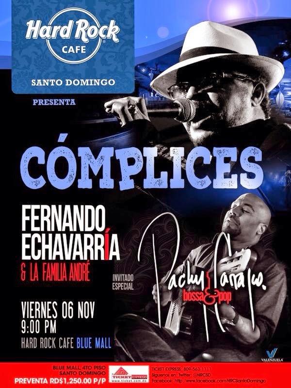 FERNANDO ECHAVARRIA & PACHY CARRASCO