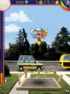 Gumball Journey to the Moon - screenshot thumbnail