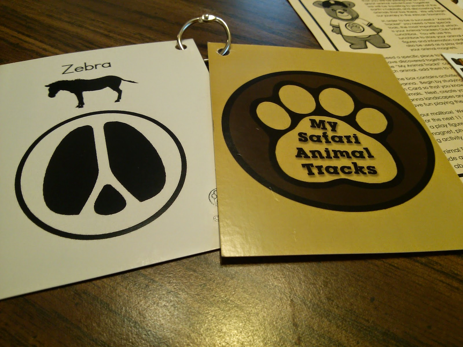 Animal Trackers Club Children's Subscription Review