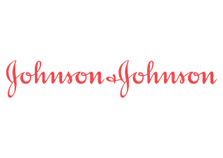 Johnson and Johnson Logo Vector download free