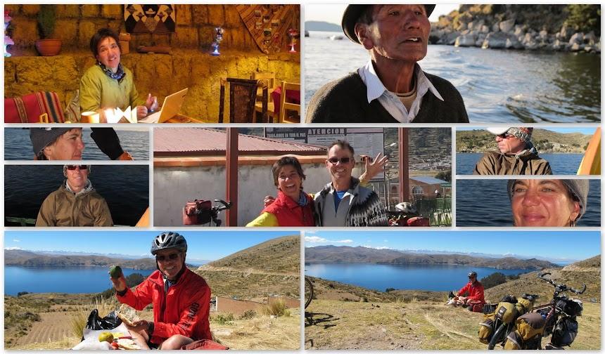 Bicyclette - Amerique latine - Katja et Yves