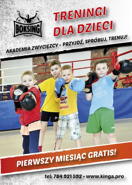 Akademia Zwycięzcy - nabór do grupy najmłodszych sportowców!