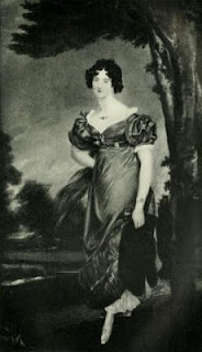 Sarah, Countess of Jersey  from The Creevey Papers (1904)