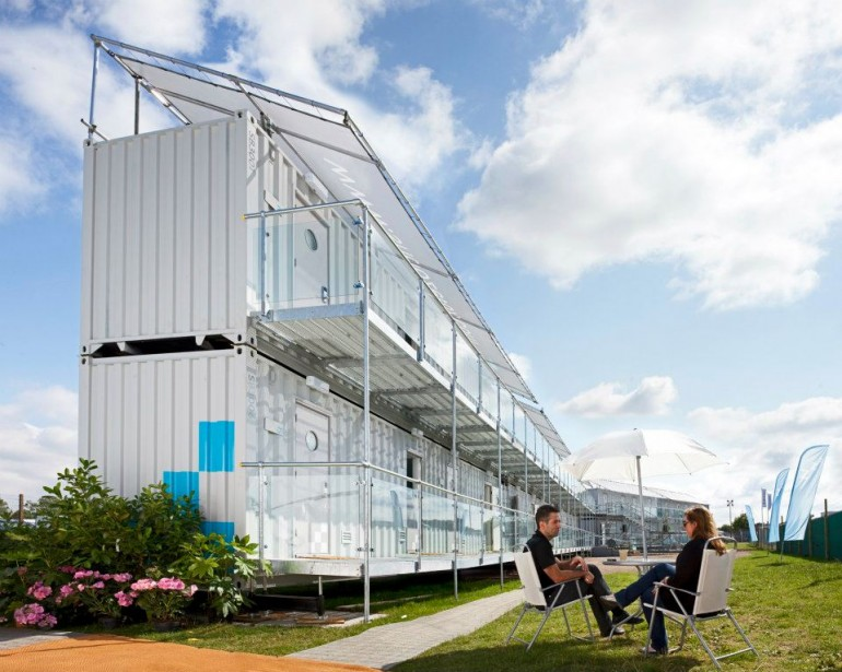 Shipping Container Homes Snoozebox Portable Hotel