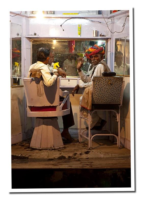 Peluquería en Jodhpur