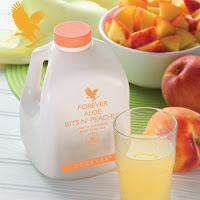 Forever Living Products Aloe Bits N' Peaches