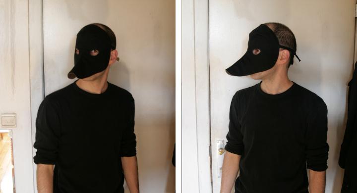 Creativive un masque soi - Comment faire un masque en papier ...