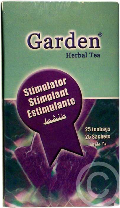 Garden Herbal Tea Bags Lebanese Baroody Imports Inc