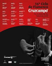 16º Ciclo de Flamenco Cruzcampo - Córdoba