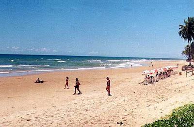 Imagens e Fotos das Praias da Bahia