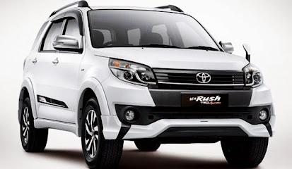 Tampilan Mobil Toyota New Rush Terbaru 2015