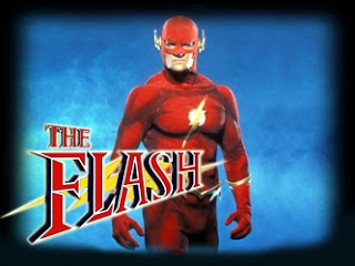 ... da série do Flash
