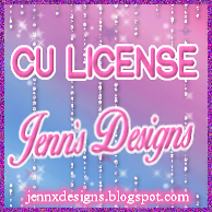 Jenn's Designs CU License