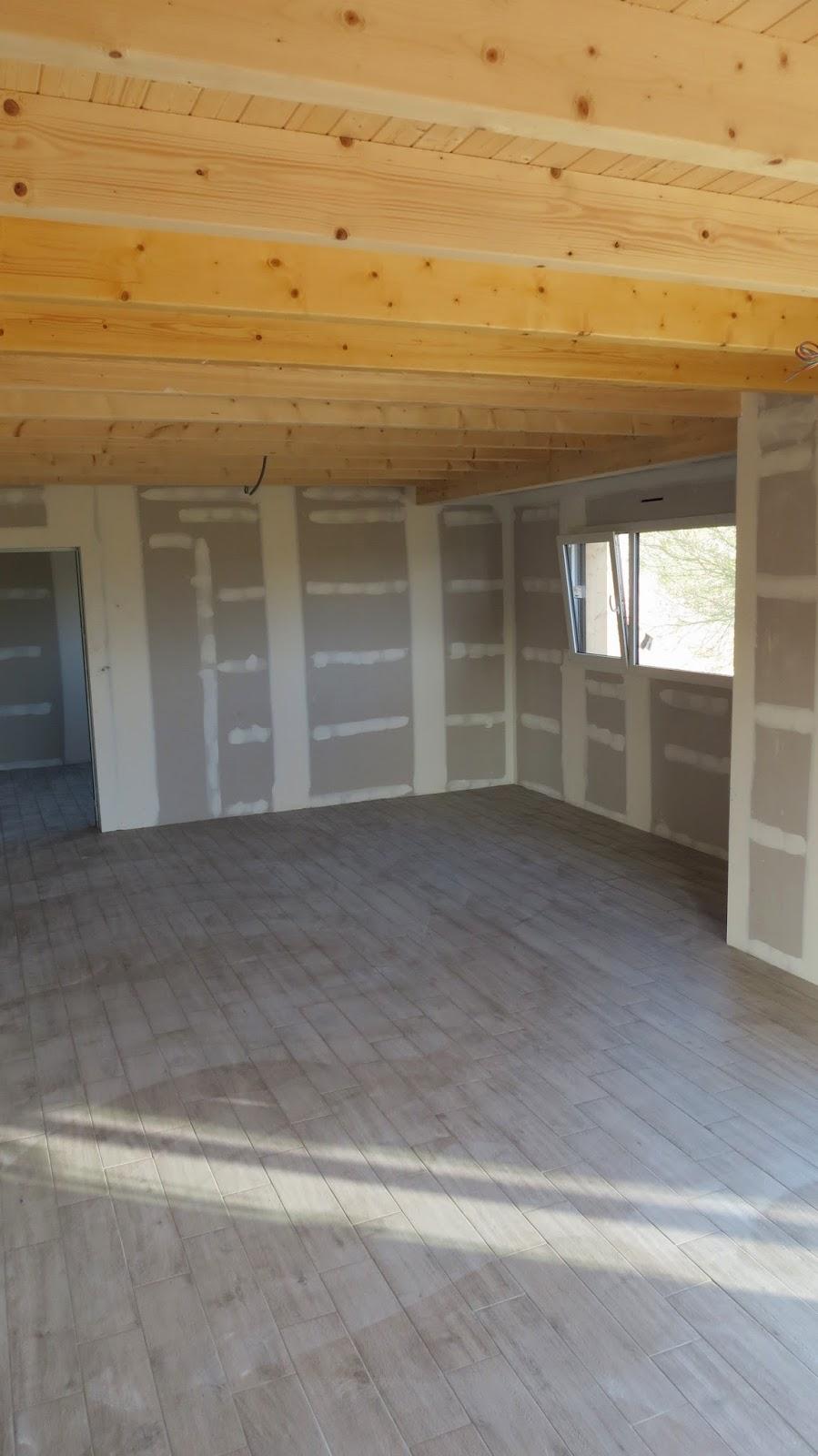 plafond bois