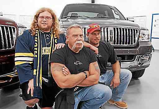 The Teutul Stooges blog