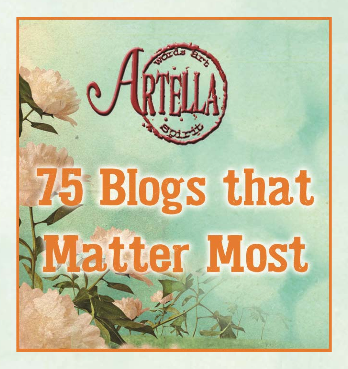 One of Artella's 75 Blogs that Matter Most