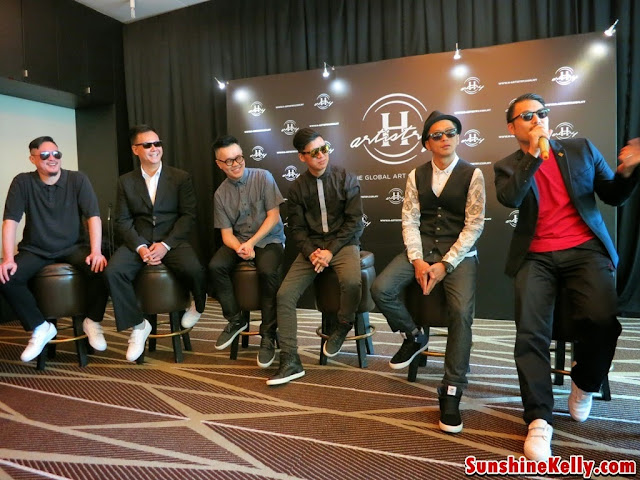 24HERBS (廿四味), hip hop band, canto pop band