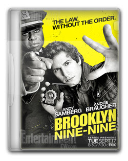 Brooklyn Nine Nine S01E14   The Ebony Falcon