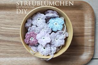 Streublümchen: Anleitung