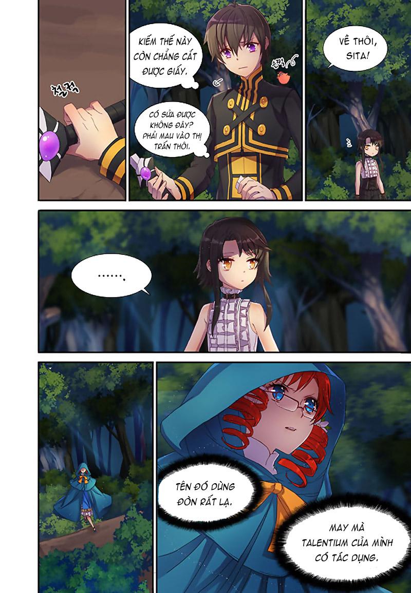 TruyenHay.Com - Ảnh 21 - Sword Girls (full color) Chap 4
