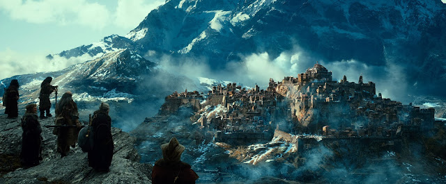 Scenery in The Hobbit: The Desolation of Smaug movie still image picture photo