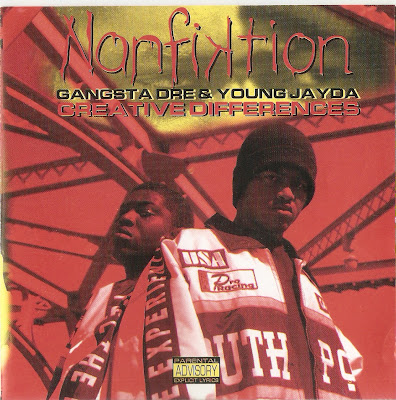 Nonfiktion – Creative Differences (CD) (1996) (320 kbps)