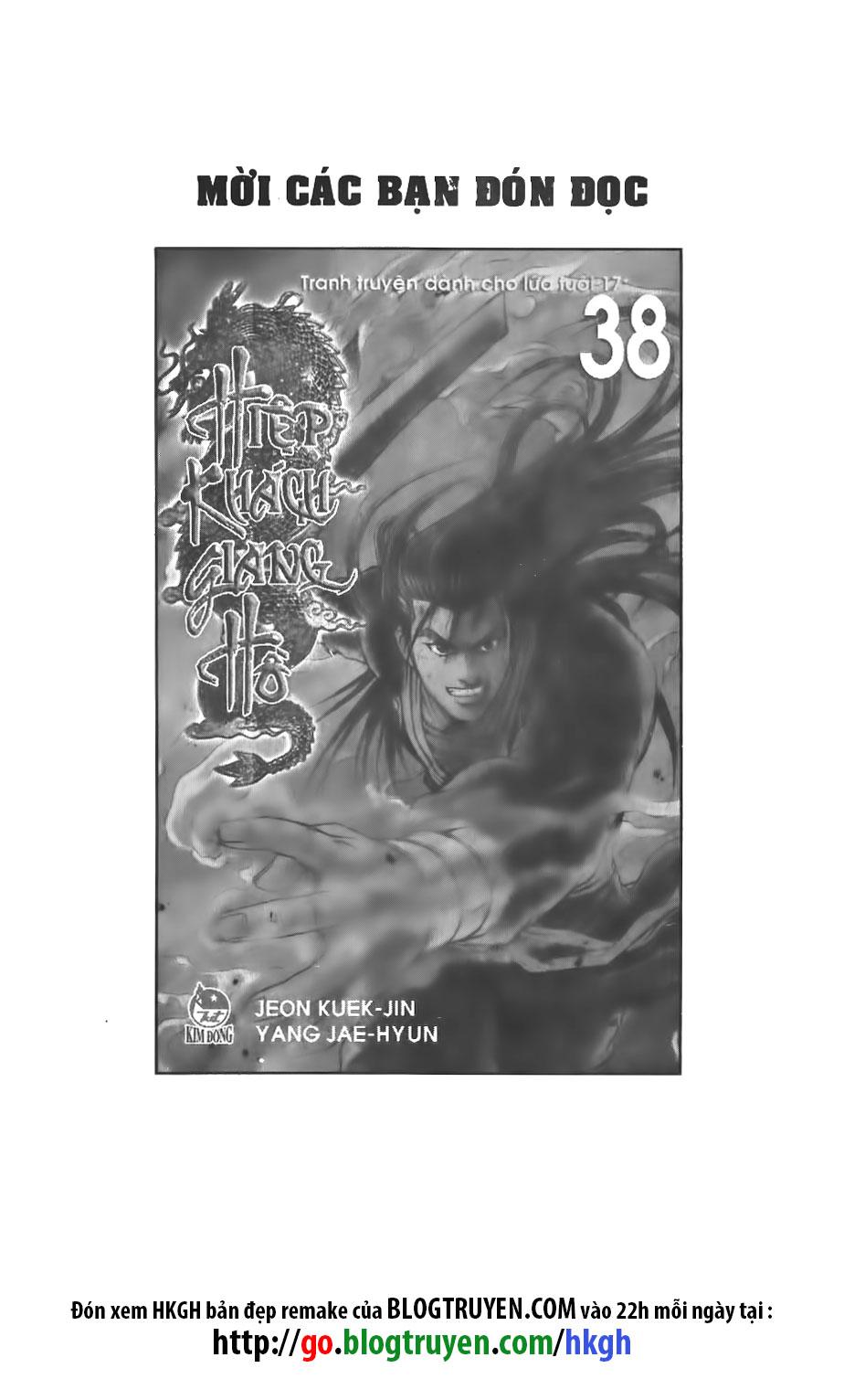 Hiệp Khách Giang Hồ chap 256 Trang 29 - Mangak.info
