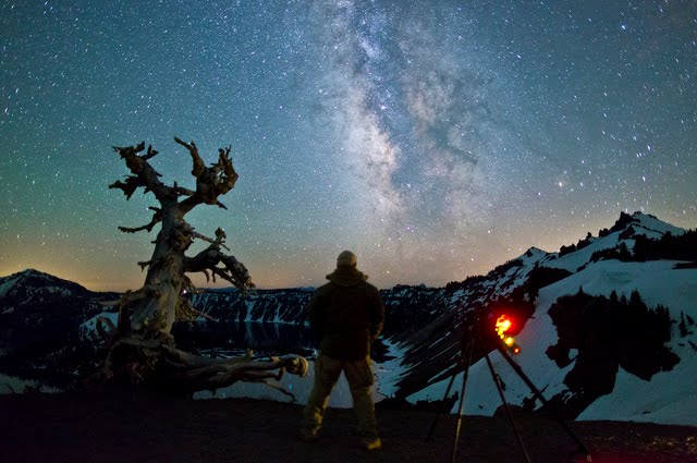 John Eklund, Photographer, Creates Time-Lapse Video Of Pacific Northwest With 260,000 Photos (VIDEO)