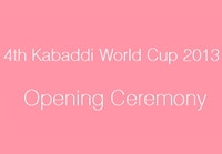 4th Kabaddi World Cup 2013