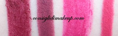 true lips matite labbra pupa milano nuovi colori