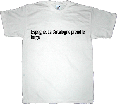spain is different catalonia independence freedom t-shirt ephemeral-t-shirts