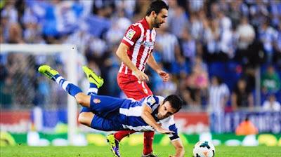 Xem lại đầy đủ trận Zenit vs Atletico Madrid