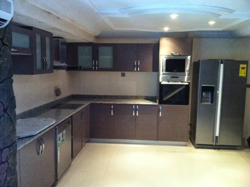 Ghana Rising: For Trendy Kitchens In Ghana Head To Kabinartu2026