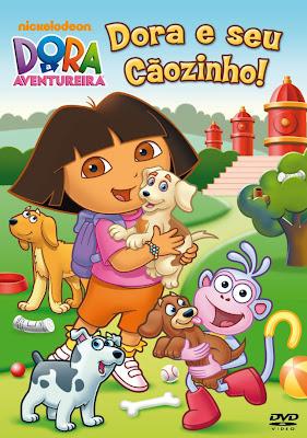 Dora A Aventureira: Dora e Seu Cãozinho - DVDRip Dublado