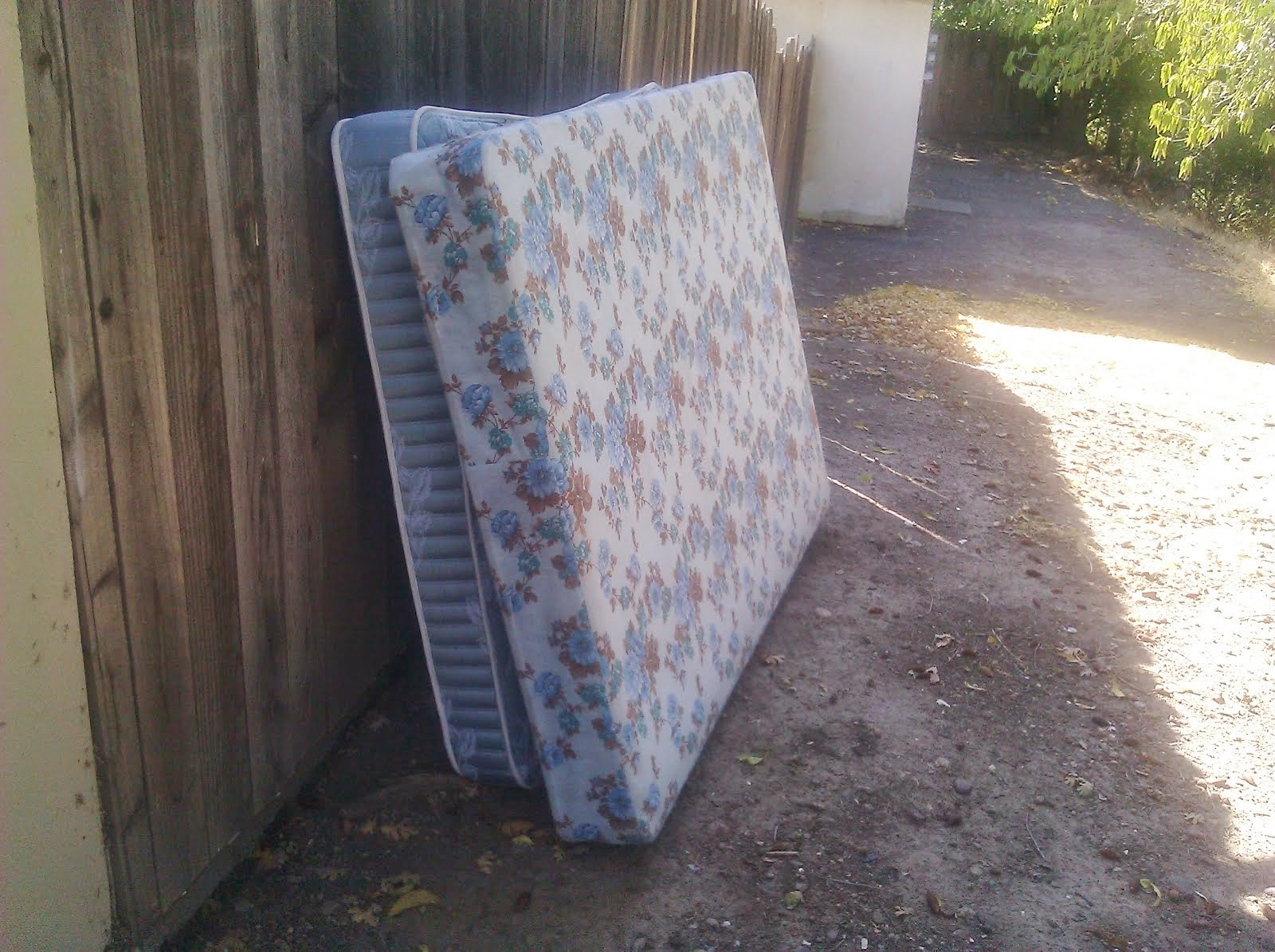 Mattresses Hauled
