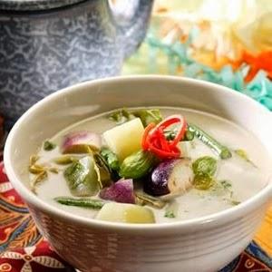 Resep Sayur, Resep Sayur lodeh, cara membuat sayur lodeh