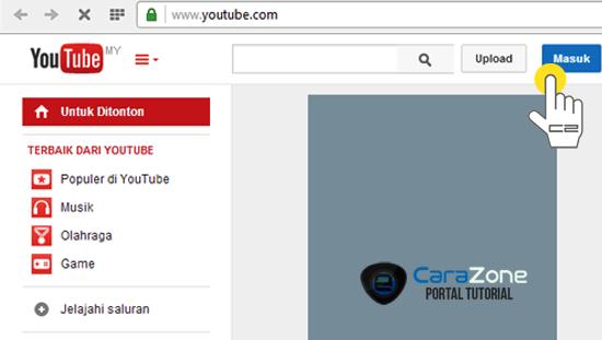 Cara Mendapat Backlink Dari Youtube