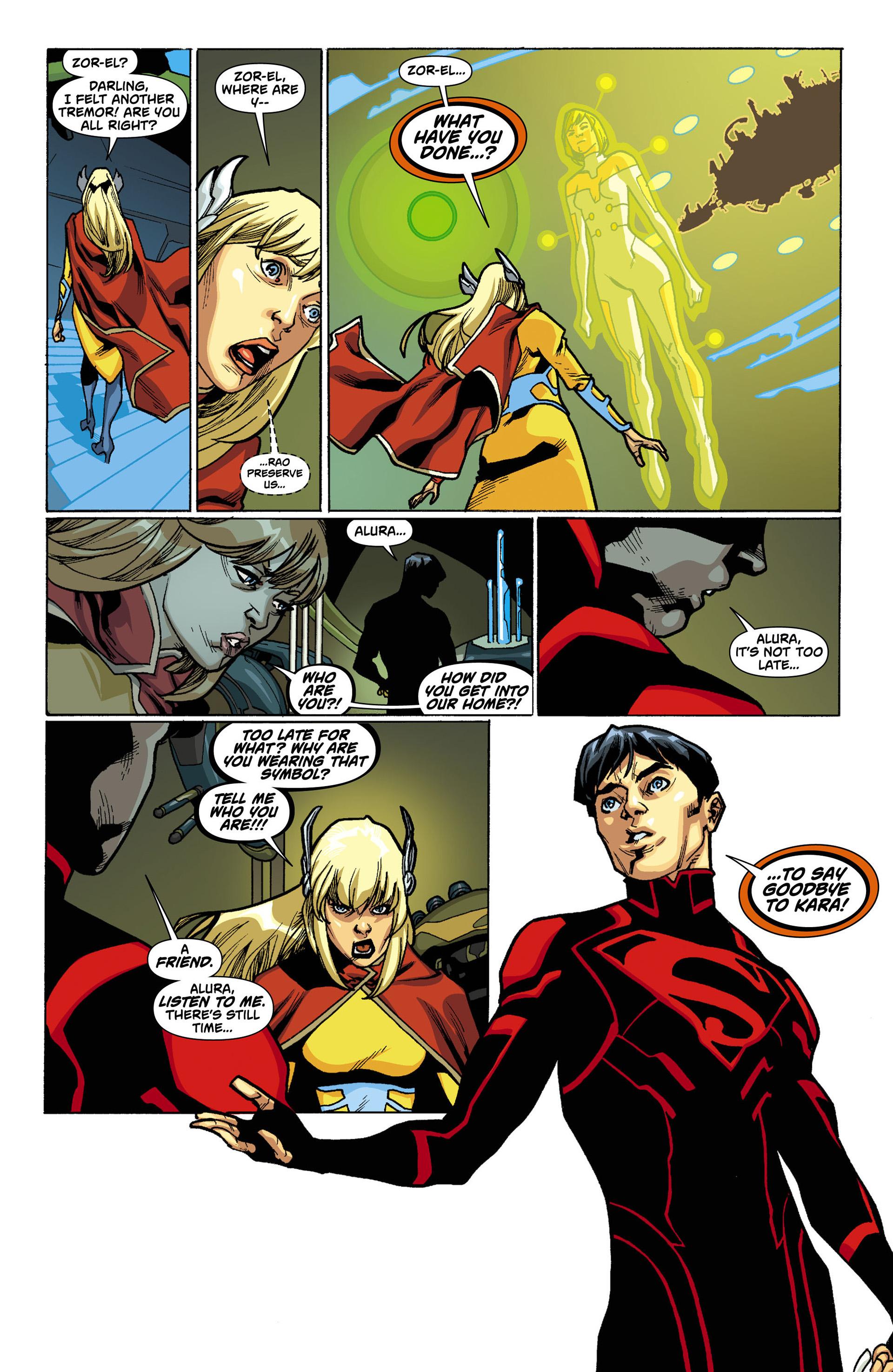 Supergirl (2011) Issue #0 #2 - English 12