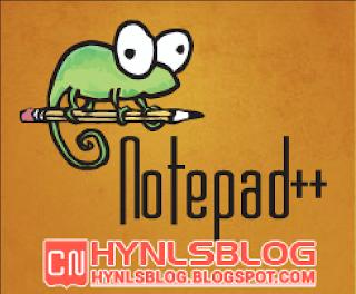 Notepad++ 6.3.3 - Cánh tay đắc lực cho Coder - Hynls Blog