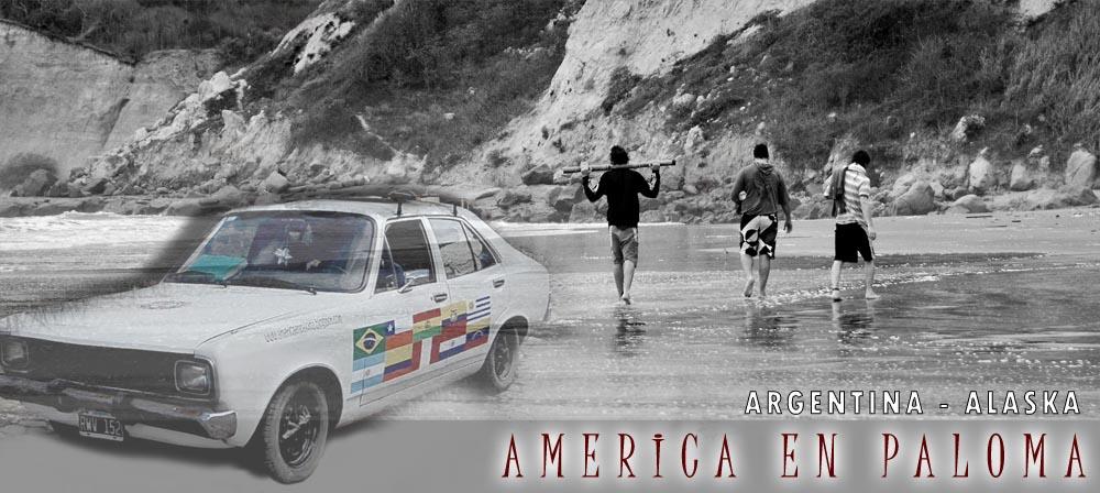 América en Paloma