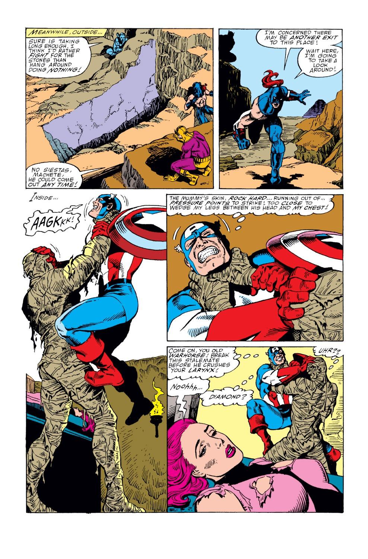 Captain America (1968) Issue #361 #294 - English 12
