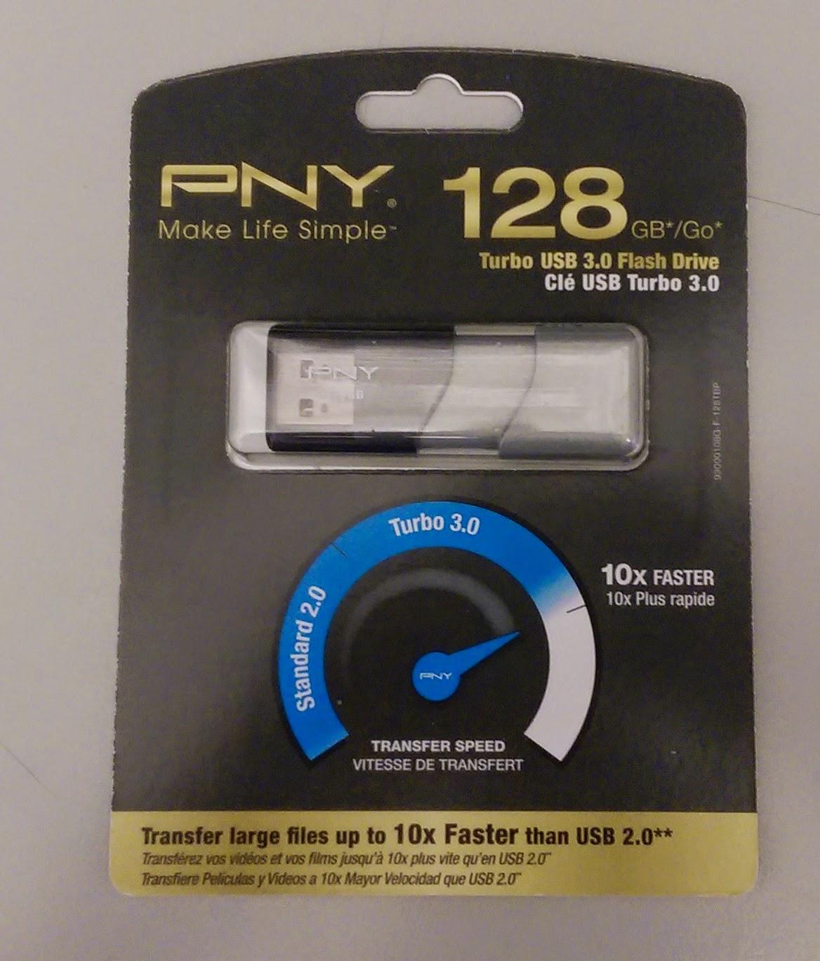 Fortysomething Geek 128gb Usb Stick Yep Pny 128gb Usb 3 0 Flash