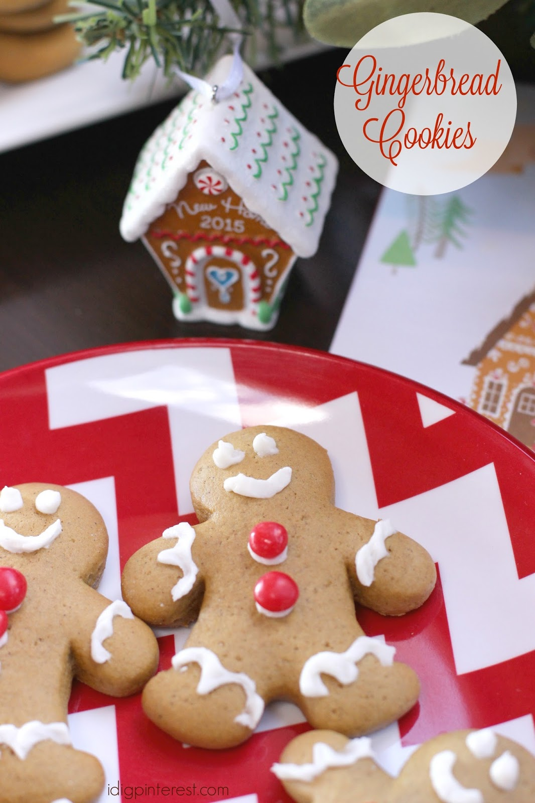 Soft Gingerbread Cookies Recipe And Fun Holiday Traditions For Kids