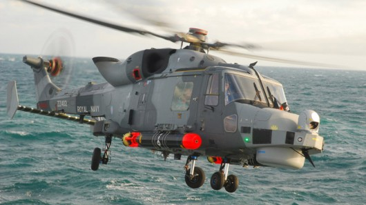 Helikopter AW-159 Wildcat
